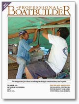 Professional BoatBuilder #109 Oct/Nov 2007