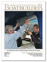 Professional BoatBuilder #124 Apr/May 2010