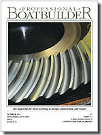 Professional BoatBuilder #134 Dec/Jan 2012