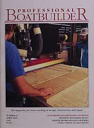 Professional BoatBuilder #16 Apr/May 1992