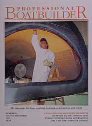 Professional BoatBuilder #24 Aug/Sept 1993
