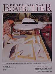 Professional BoatBuilder #25 Oct/Nov 1993