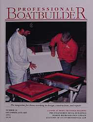 Professional BoatBuilder #26 Dec/Jan 1994