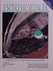Professional BoatBuilder #30 Aug/Sept 1994