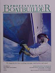 Professional BoatBuilder #31 Oct/Nov 1994