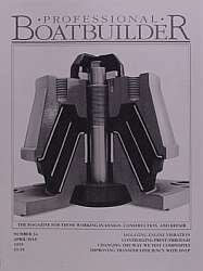 Professional BoatBuilder #34 (COPY) Apr/May 1995