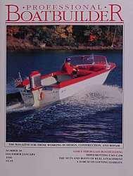 Professional BoatBuilder #38 Dec/Jan 1996
