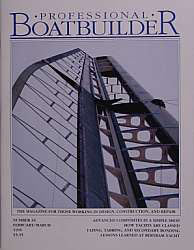 Professional BoatBuilder #39 Feb/Mar 1996