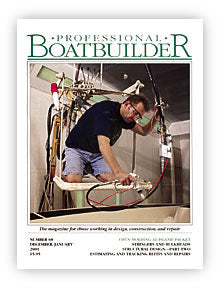 Professional BoatBuilder #68 Dec/Jan 2001