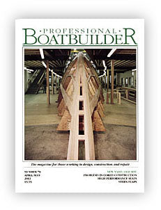 Professional BoatBuilder #70 April/May 2001
