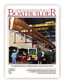 Professional BoatBuilder #71 June/July 2001