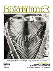 Professional BoatBuilder #88 Apr/May 2004