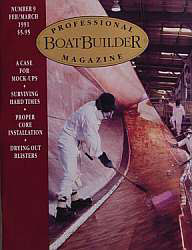 Professional BoatBuilder #9 Feb/Mar 1991