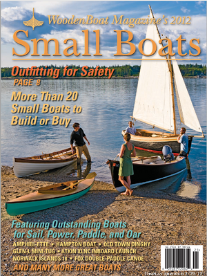 WOODENBOATS SMALL BOATS magazine 2012