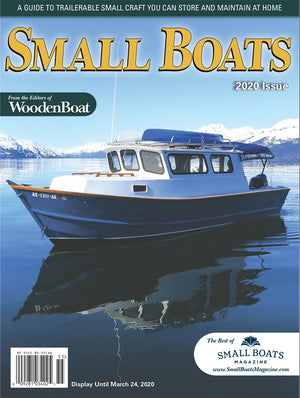WB's SMALL BOATS annual magazine 2020