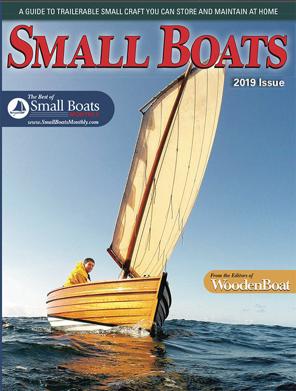 WB's SMALL BOATS annual magazine 2019