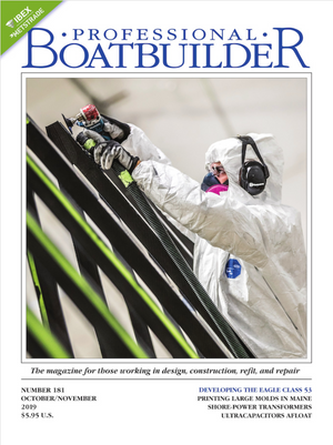 Professional BoatBuilder #181 Oct/Nov 2019
