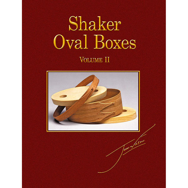 Shaker Oval Boxes Volume 2