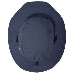 Shelta Sailing Hat - Seahawk Navy - top view