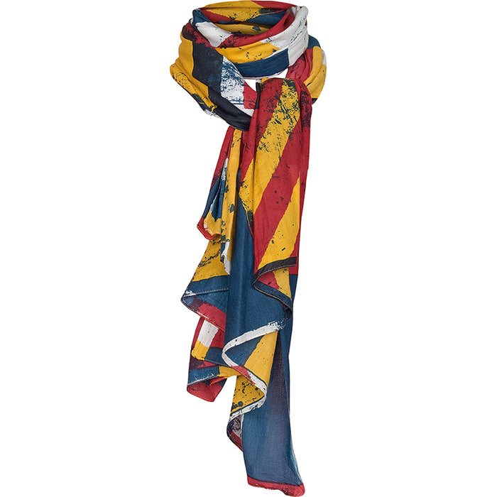 Nautical Flags Scarf