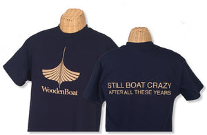Still Boat Crazy T-Shirt