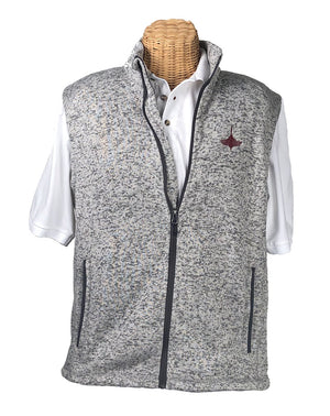 Sweater Vest - Gray Heather