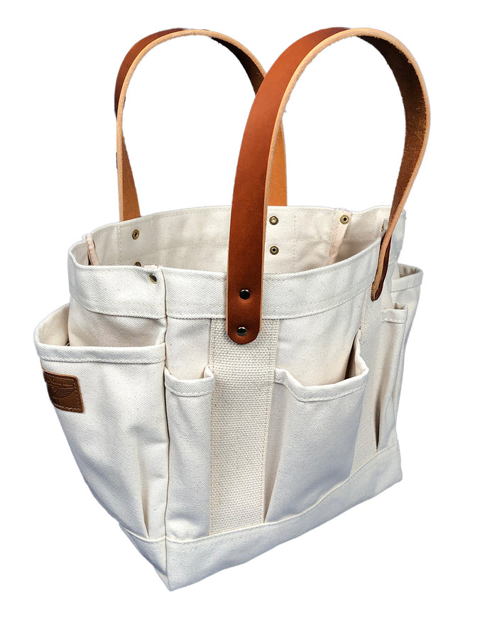 Tool Tote: Natural Canvas