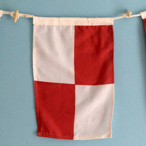 Decorative Signal Flag - U