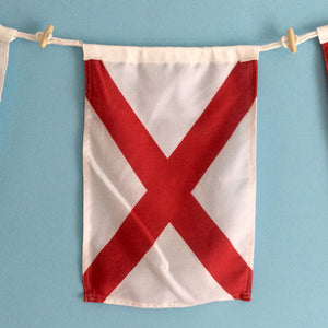 Decorative Signal Flag - V