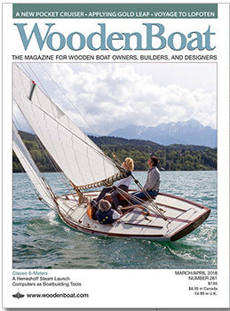 Woodenboat magazine issue 261