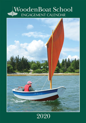 2020 WoodenBoat School Engagement Calendar