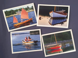 Notecard Set: WoodenBoat School