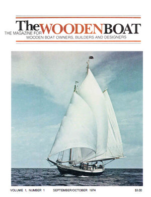 WoodenBoat magazine - DIGITAL Issue 1