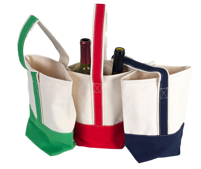 Wine Totes - 3 colors