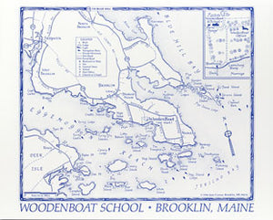 Jane's Postcard - WoodenBoat School