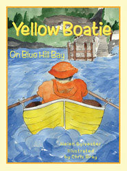 Yellow Boatie (hurt)