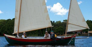 Caledonia Yawl from WB Launchings