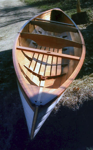 MacGregor Canoe from WB Launchings