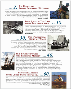 Maritime Life and Traditions #17