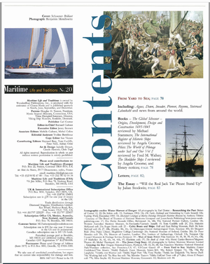 Maritime Life and Traditions #20