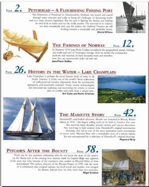 Maritime Life and Traditions #21