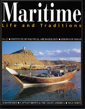 Maritime Life and Traditions #22