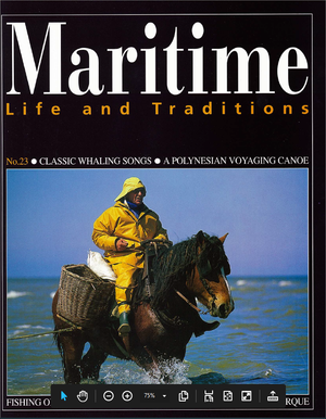 Maritime Life and Traditions #23