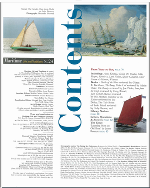 Maritime Life and Traditions #24