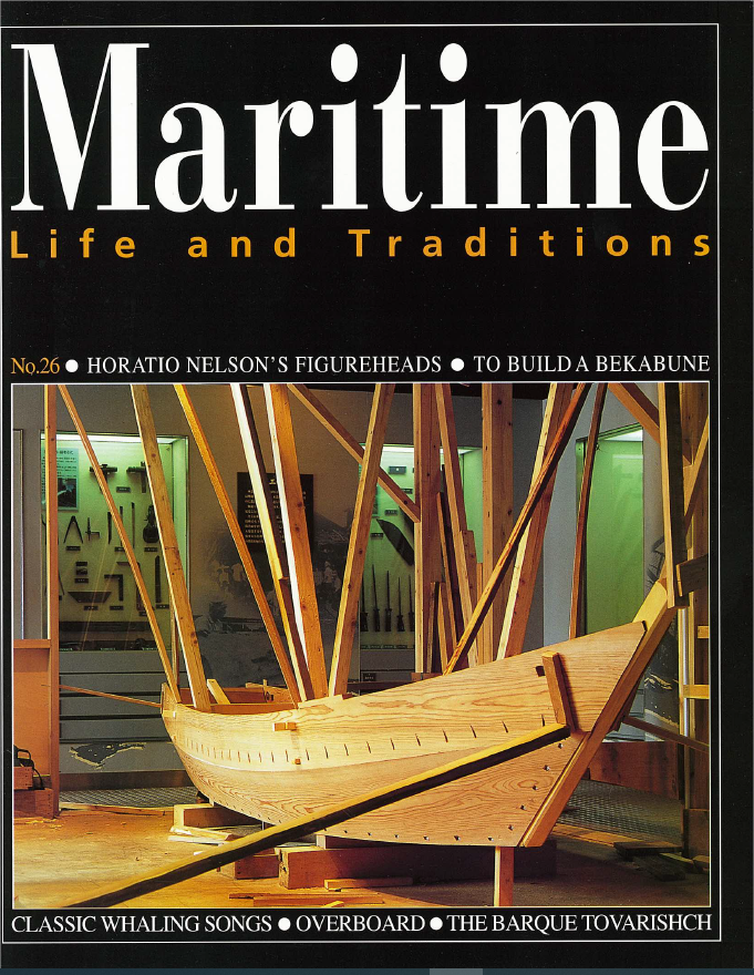 Maritime Life and Traditions #26