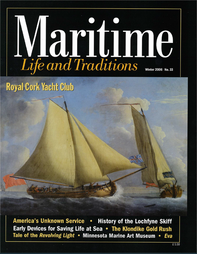 Maritime Life and Traditions #33
