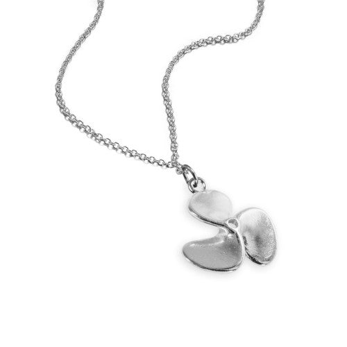 Prop Necklace Silver