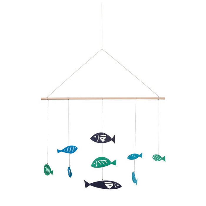 Schooling Fish Mobile