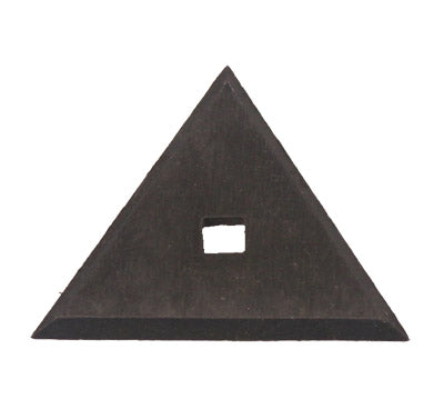 Replacement Triangular Blade for Long Scraper