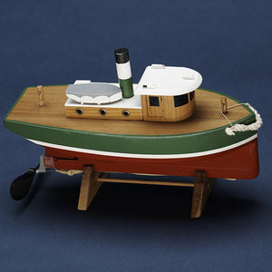 Tugboat Model Kit - Toad